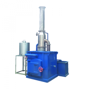 Tungku Single Burner Incinerator
